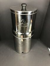 Alexapure Pro 2.25 Gallon Stainless Steel Water Filtration. See Description.
