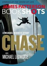 New Audio Book James Patterson CHASE Michael Bennett Story BookShots CDs Unabrid