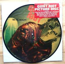Ex/ex Quiet Riot-Metal Health Vinilo Lp Foto Disco