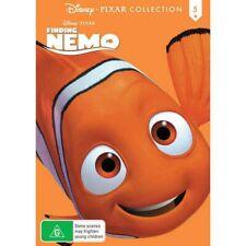 Finding Nemo Pixar Collection DVD R4 PAL