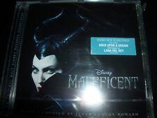 Maleficent Original Disney Soundtrack CD - New