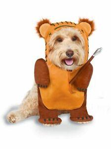 Star Wars Running Ewok Dog Costume Large Halloween Rubie's Costume Company