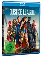 Justice League deutsche Ware BLURAY