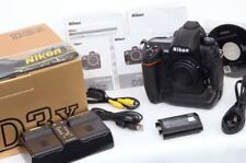 COLLECTORS! - Immaculate, Boxed, BARELY-USED Nikon D3x Camera Body + Accessories