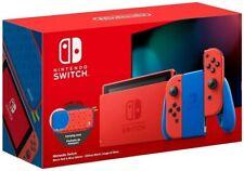 Nintendo Switch V2 Mario Red & Blue Edition (Spielekonsole)