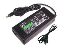 GENUINE 19.5V Sony VGP-AC19V27 VGP-AC19V20 VGP-AC19V19 AC Adapter Charger
