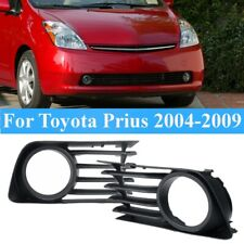 For Toyota Prius 2004-2009 Pair Front Bumper Fog Light Lamp Cover Grill