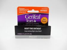 Genteal Pm Dry Eye Relief Severe Night-Time Ointment .12 oz 300650518017YN