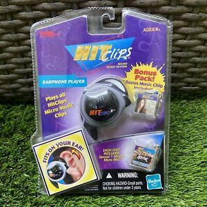 Hit Clips Earphone Player NSYNC & Vanessa Carlton BONUS PACK Micro Music System
