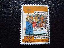 VATICANO - sello yvert y tellier nº 1086 matasellados (A28) stamp (A)