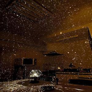 Romantic Fantasy Sky Night Light Cosmic Star Projector Constellation Laser Lamp
