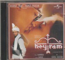 Hey Ram - Shah Rukh Khan - Music : Ilayaraja    [Cd ] 1st edition