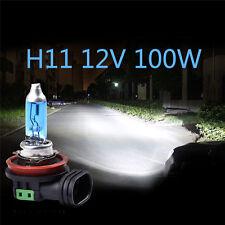 2 × H11 100 W Blanco Super Efecto Xenon HID Faro Niebla Bombillas 6000K 12 V