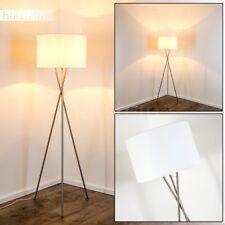 Design Stand Lampe Büro Boden Leuchten Wohn Schlaf Zimmer Lese Beleuchtung Stoff