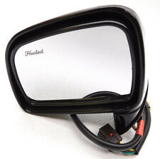 New OEM Lincoln Town Car Unpainted Left Side View Mirror Heated W/O Memory