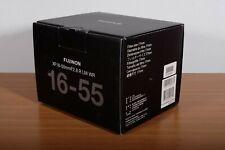 BRAND NEW BOXED Fujifilm XF 16-55mm F/2.8 R WR LM Fujinon Fuji X Lens