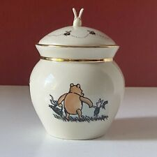 More details for disney 2002 lenox sweet song of friendship jewellery/ trinket pot with music