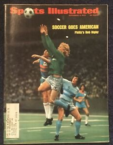9.3.1973 SOCCER GOES AMERICAN Sports Illustrated Philly's BOB RIGBY