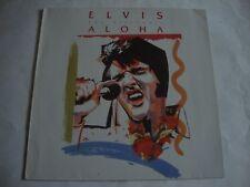 Elvis Presley LP The Alternate Aloha (German Black) (RCA PL 86985, Germany)