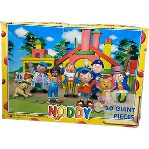 Blue Opal Noddy 30 Giant Piece Jigsaw Puzzle Vintage Complete 70 X 49 cm