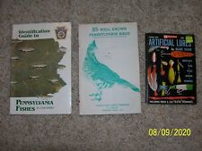 Vintage, Fishing and Hunting Reference Manuals