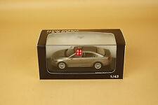 1:43 2011 Passat B7 NMS Shanghai Volkswagen gold color