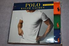 Polo Ralph Lauren Set of 3 Classic Fit Cotton Crew Assorted T-Shirts Size Medium