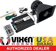 18 SOUNDS ELECTRONIC HORN EMERGENCY SIREN/LIGHT CONTROL/MICROPHONE CAR TRUCK 12V