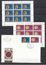 Yugoslavia 1976 ☀ Mi 1635/1636 +FDC - Complete set in SS ☀ MNH **