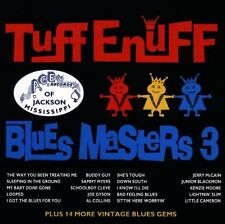 Tuff Enuff, Vol. 3: The Ace Blues Masters by Various Artists (CD, Aug-1998, West
