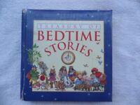 Treasury of Bedtime Stories by Jerrard, Jane Killion, Bette Quattrocki, Carolyn