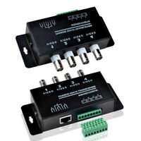 4 Kanal passiver CCTV HDCVI AHD HDTVI CVBS HD Video UTP-Transceiver