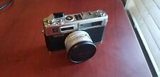 Yashica Electro 35 35mm Rangefinder Film Camera