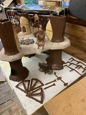 Vintage Ewok Village Playset Rock Boulder Original Star Wars pièces le retour du jedi 83/'