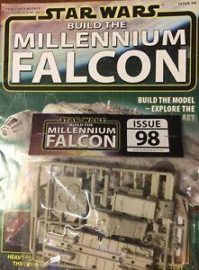 DEAGOSTINI BUILD THE STAR WARS MILLENNIUM FALCON - ISSUE 98  - MAG & PART - NEW