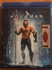 Aquaman Bluray Only