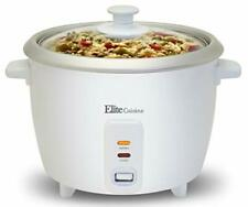 Maxi-Matic Electric Rice Cooker with Automatic Keep Warm Makes Soups, Stews,