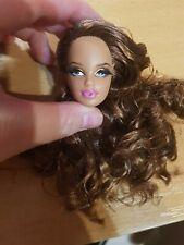 Barbie City Shine Collector Sammler Kopf