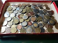 Old foreign coins lot