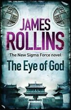 The Eye of God (Sigma Force 9) by Rollins, James | Paperback Book | 978140913800