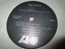 "KING CURTIS Juke Box 7"" EP GET READY 33 1/3 Mini Lp NO COVER"
