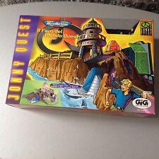 Jonny Quest Micro Machines Il Faro Del Mondo Quest Lighthouse Of Quest Nrfb#