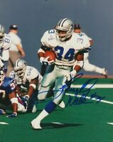 Herschel Walker Autographed Signed 8x10 Photo ( HOF Cowboys ) REPRINT