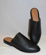 UO Urban Outfitters Women's Violet Leather Mule Slides Retail $99 size 6