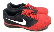 Nike Mens 14 M Sneakers Tennis Shoes Zoom Fly Red Black Running 630915-601
