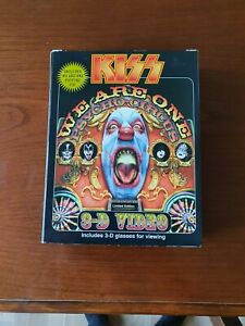 Kiss, We are One, Video, CD, 3-D Brille