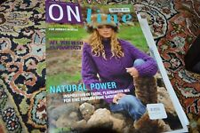Online Knitting Magazine English Pattern Winter 2006   37 designs