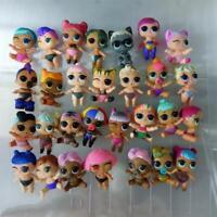 20x LOL Surprise Dolls Lil Sisters Original collection toys - Color Change
