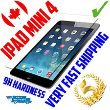 For iPad MINI 4 Screen Protector Tempered Glass - ULTRA CLEAR - PREMIUM - FAST