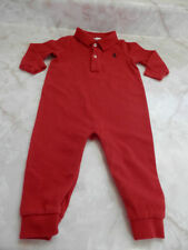 Ralph Lauren 100% Cotton One-Pieces (Newborn - 5T) for Boys